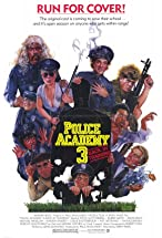 Primary image for Police Academy 3: Back in Training
