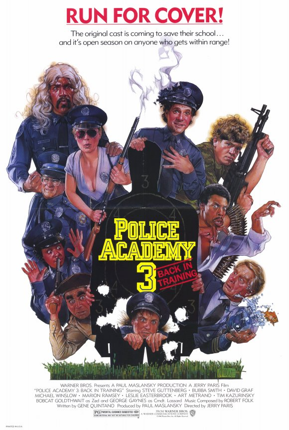 image Police Academy 3: Back in Training Watch Full Movie Free Online