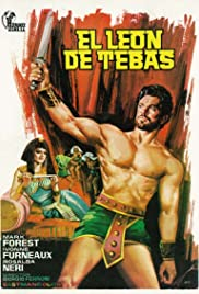 The Lion of Thebes (1964) Poster - Movie Forum, Cast, Reviews