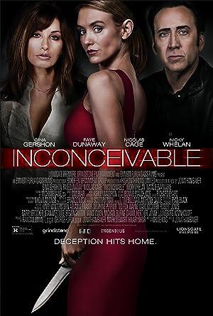 Inconceivable (2017) poster