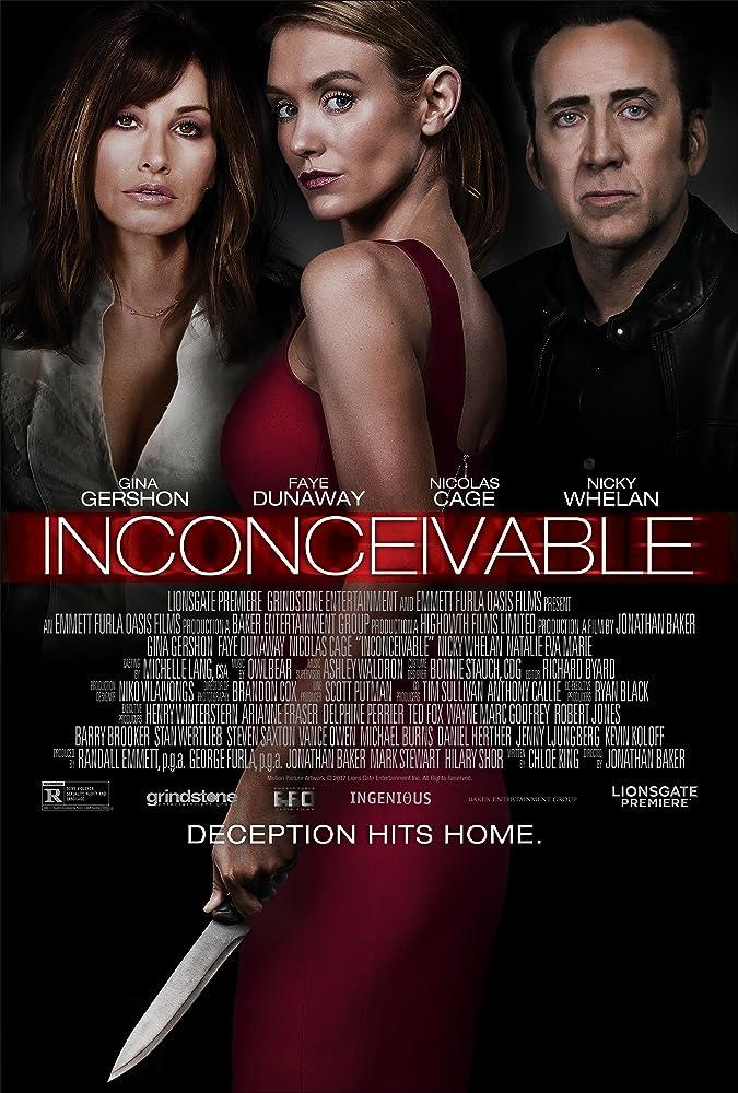 فيلم Inconceivable 2017 مترجم ( HD All BluRay )