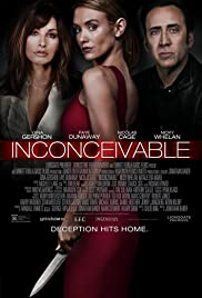 Inconceivable (2017) Poster - Movie Forum, Cast, Reviews