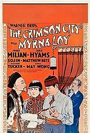 The Crimson City Poster
