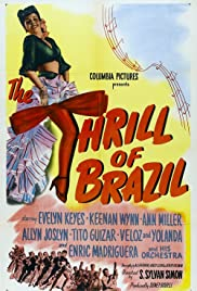 The Thrill of Brazil Poster
