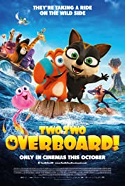 Two by Two: Overboard! (2020) poster