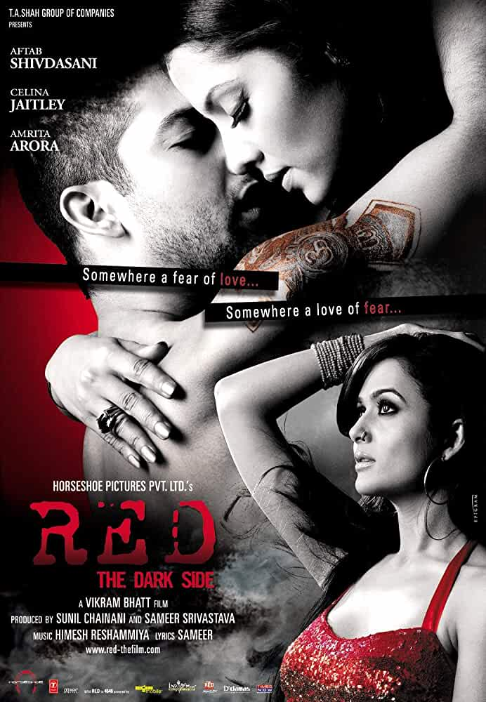 Red The Dark Side 2007 Hindi 480p HDRip Watch Online Free Download