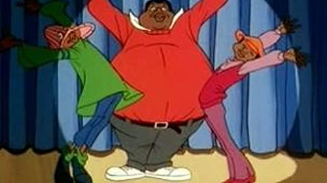 Fat Albert Cartoon Bucky