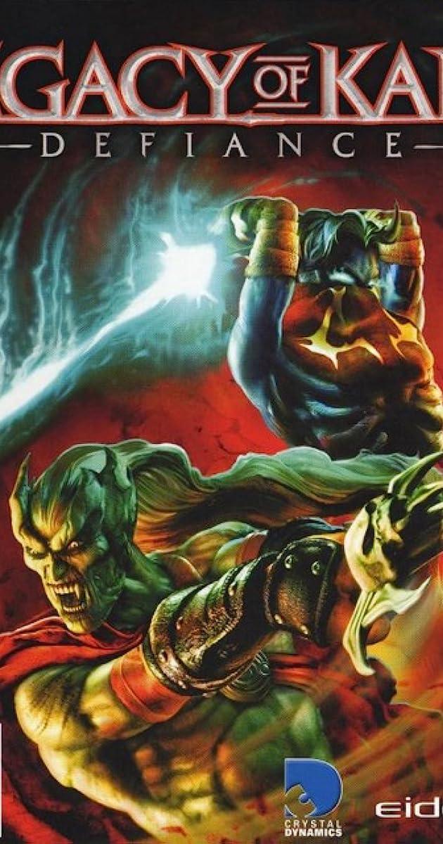 legacy of kain defiance video game 2003 imdb