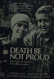 Death Be Not Proud (1975) Poster - Movie Forum, Cast, Reviews