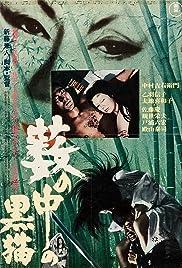 Yabu no naka no kuroneko Poster