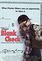 Primary image for Blank Check