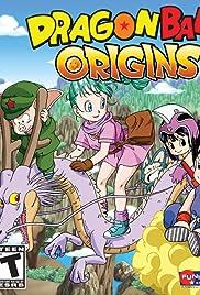 Dragon Ball: Origins Poster