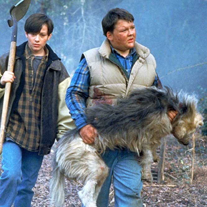 Edward Furlong and Jason McGuire in Pet Sematary II (1992)