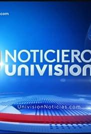 Noticiero Univisión Poster