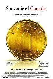 Souvenir of Canada Poster