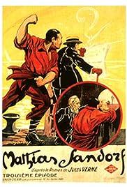 Mathias Sandorf Poster