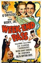 Week-End Pass Poster