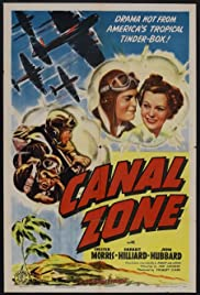 Canal Zone Poster