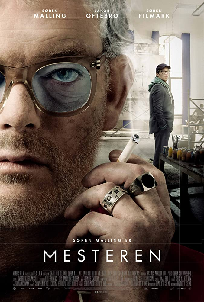 Mesteren (The Man) film poster