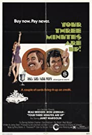 Your Three Minutes Are Up(1973) Poster - Movie Forum, Cast, Reviews