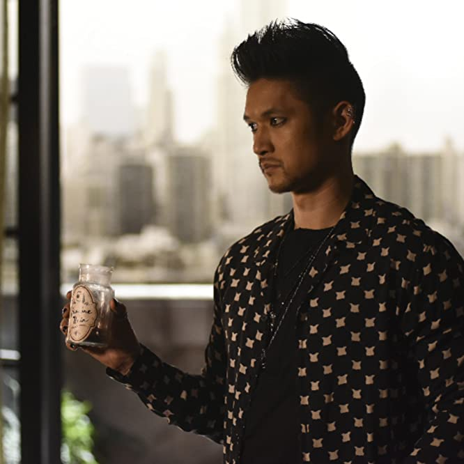 Harry Shum Jr. in Shadowhunters: The Mortal Instruments (2016)