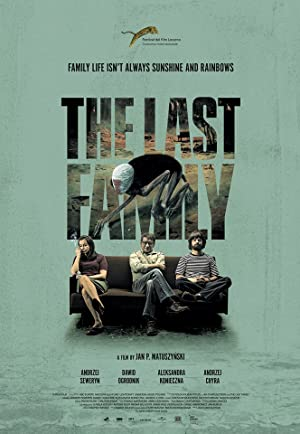 The Last Family poster