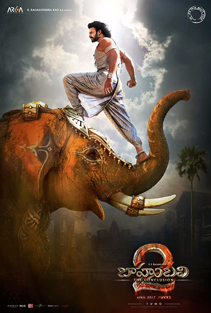 Baahubali 2 The Conclusion 2017 Hindi CAM x264 600MB