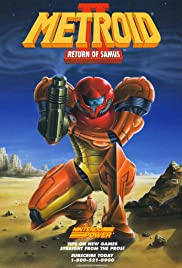Metroid II: The Return of Samus Poster