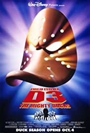 D3: The Mighty Ducks (1996) Poster - Movie Forum, Cast, Reviews