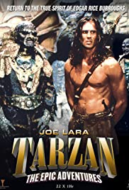 Tarzan: The Epic Adventures Poster