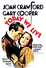 Today We Live Poster