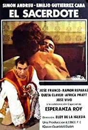 El sacerdote Poster