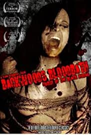 Backwoods Bloodbath (2007) Poster - Movie Forum, Cast, Reviews