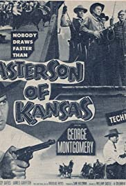 Masterson of Kansas (1954) Poster - Movie Forum, Cast, Reviews