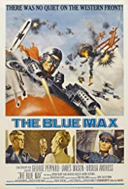 The Blue Max (1966) Poster - Movie Forum, Cast, Reviews