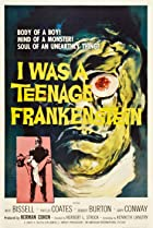 Image of I Was a Teenage Frankenstein
