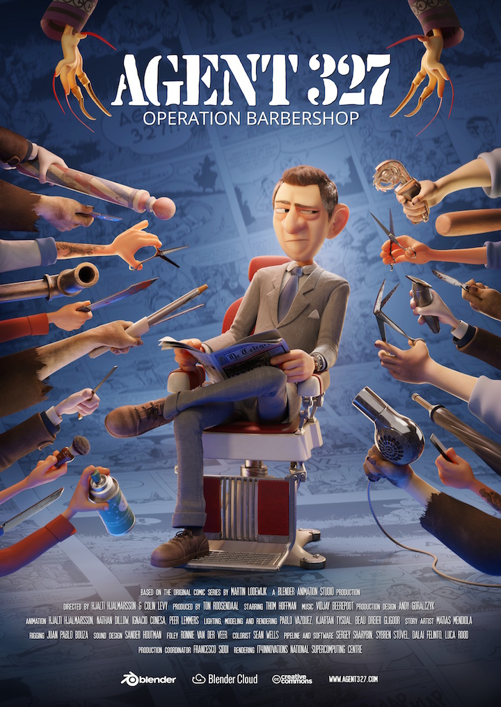 image Agent 327: Operation Barbershop Watch Full Movie Free Online