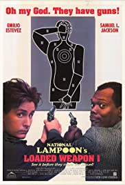 Loaded Weapon 1 (1993) Poster - Movie Forum, Cast, Reviews