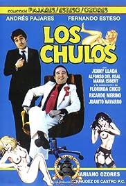 Los chulos Poster