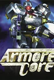 Armored Core Poster
