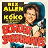 Slim Pickens and Rex Allen in Border Saddlemates (1952)