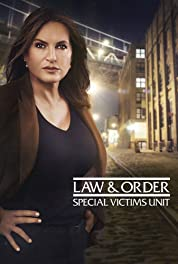 Law & Order: Special Victims Unit - Season 22 (2020) poster