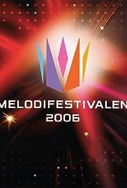 Melodifestivalen 2006 Poster