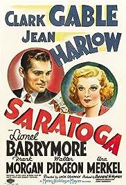 Saratoga(1937) Poster - Movie Forum, Cast, Reviews