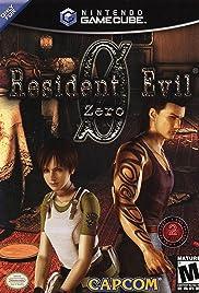 Resident Evil Ø Poster
