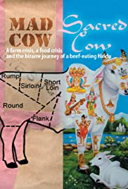 Mad Cow Sacred Cow Poster