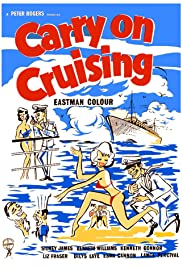 Carry on Cruising (1962) Poster - Movie Forum, Cast, Reviews