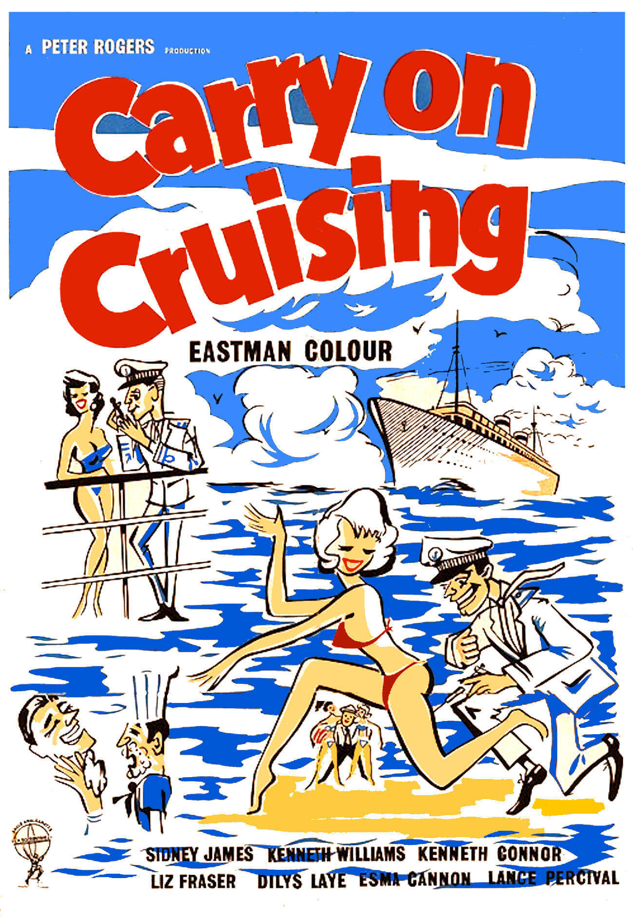 Carry on Cruising Watch Full Movie Free Online