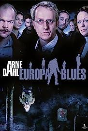 Arne Dahl: Europa blues Poster