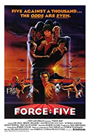 Force: Five Poster